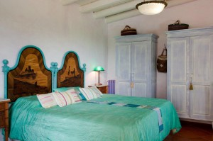 Villa Oriente  10 - Doublebedroom in the Annex (2)