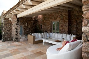 Villa Oriente  12 - Patio with Lounge Area